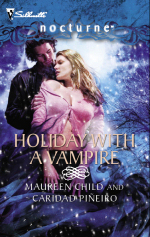 FATE CALLS in Holiday with a Vampire